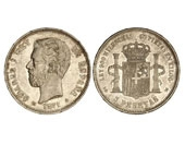 Centenario de la peseta