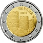"España 2€ 2.019 ""Las Murallas de Ávila"" SC"