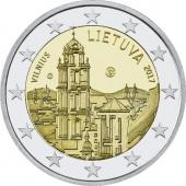 Lituania 2€ 2.017