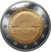"""Chipre 2€ 2.017 """"Pafos-Capital de la Cultura"""" SC"""