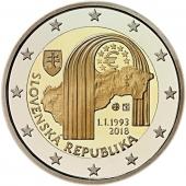 Eslovaquia 2€ 2.018