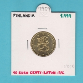 Finlandia 0,10€ 2.001 SC