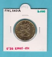 Finlandia 0,50€ 2.000 SC