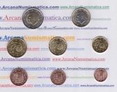 España Set/Tira 8 Monedas 2.021 SC